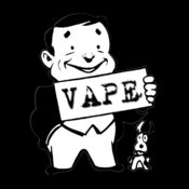 Retro Man Vape
