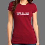 Vape Join The Revolution Tee