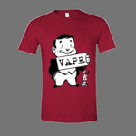 Retro Man Vape Tee