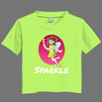 Cute Fairy Sparkle Baby Tshirt