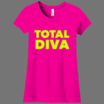 Total Diva Youth Tee